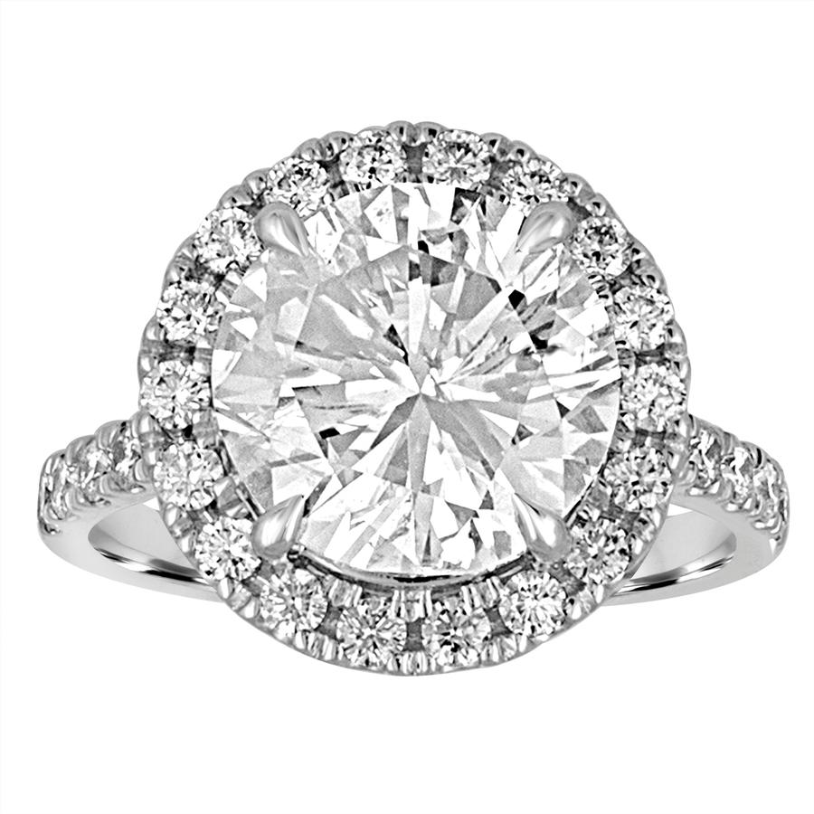 View Round Diamond Ring