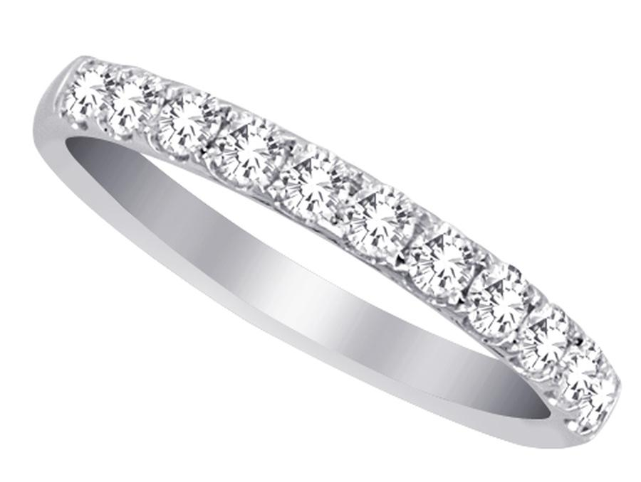 View Round Diamond Band